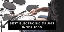 Best electronic drums under 1000