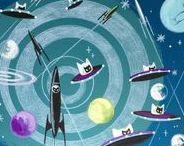エル・ガトー・ゴメス (El Gato Gomez) / レトロフューチャーや宇宙を思わせるものを中心に収集。