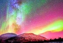 Sky, stars