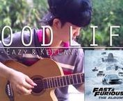 Music Cover / This is about my music cover ~ Acoustic Fingerstyle Guitar Cover. Subscribe and have fun :)