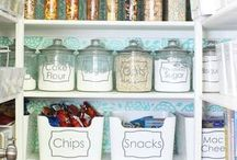 Home Organization / Home organization tips and ideas.
