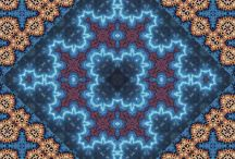Artisan tile designs / Interior design