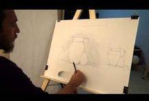 Ζωγραφίζοντας / Painting