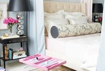 Bedroom, Bathroom and Closet Design Inspiration / All the relaxing, inviting, comfortable, clean and simple home decor you could ever need for your bedroom, bathroom and closet spaces and beyond. / by Lauren-Ashton Shepheard