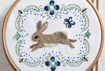 Crochet, cross stitch, and such / by Blessed Little Thistle