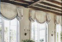 Window Treatments / by Becky Stachowicz