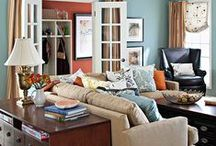 Home Ideas / by Katie