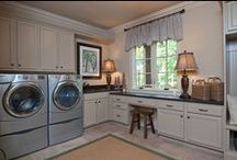 Laundry Room / by Carly Fisher