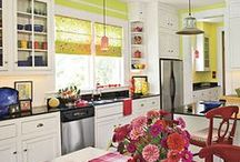 Getch Yo Ass Out Da Kitchen / Kitchen Designs / by Carly Fisher