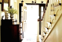 Come on in... / Entry way and mud rooms / by Carly Fisher