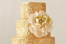 Cakes: Bolos de Ouro / Translation: Gold Cakes / by Lauren Schultz
