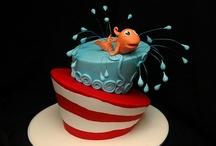 Cakes: Dr. Seuss / by Lauren Schultz