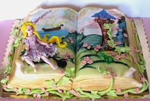 Cakes: Children's Stories / Cakes with themes from children's storybooks, fairy-tales and nursery rhymes.  So cute! / by Lauren Schultz