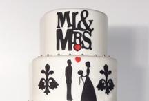 Cakes: Silhouttes & Stick Figures / by Lauren Schultz