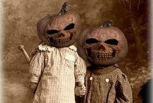 Celebrations- Día de Muertos / Halloween