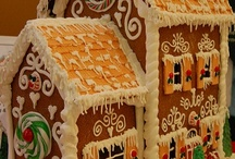 Holiday Gingerbread Houses
