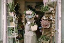 Garden & shop