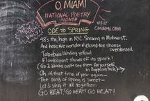 #That's So Miami / Inspired by O, Miami Festival and WLRN