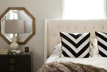 Black + White / Only the basic colors here! / by Pillows By Dezign