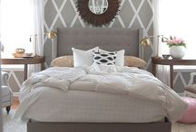 Master Bedroom Ideas / Bedroom inspiration / by Pillows By Dezign