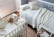 Baby girl & boy shared room