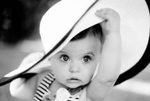 Baby Fashionistas / Cute kid models with amazing styles we love!