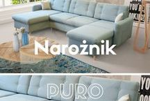 Meble do domu || Funiture for home / Best furnitures in our shop! Najlepsze meble w naszym sklepie. http://www.mirjan24.pl/ #mirjan24 #dom #thebest #livingroom #cornersofa #wardrobe #home #dom #narożnik #salon