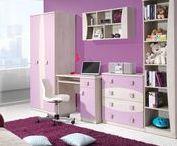 Pokój młodzieżowy || Kids room / Funiture for young people. Meble młodzieżowe. https://www.mirjan24.pl/  #funiture #teenager #mirjan24 #bed #łóżko #nastolatki