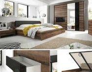 Sypialnia Helvetia || Bedroom by Helvetia / Confortable funiture by Helvetia for your bedroom.  Wygodne meble Helvetia do Twojej sypialni.   https://www.mirjan24.pl/ #helevetia #bedroom #funiture #mirjan24 #design #sweethome #mebledosypialni #łoże #łóżko #sale #promocja