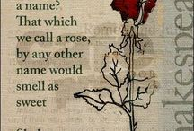 Poems/Quotes