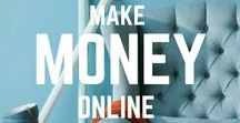 Make Money Online / Make Money Online - Want to make some extra cash? Below you will find a TON of different ways to make money online! Work from home, make money, how earn an income, making money online, work from home jobs, mom jobs, side jobs, hustles. This Board is open to new contributors follow me  so I can add you and email me via website Include your Pinterest link in the email and you are very much welcome :) The group has a maximum of 10 pins per day :)