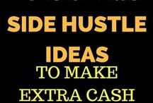 Side Hustles / This board is all about side hustles, including passive income, side hustle ideas, and online side hustles. Earn extra money through these side hustles.
