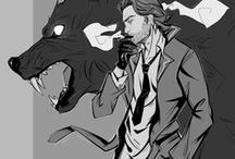 | The Wolf among Us |