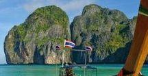 Lugares turísticos de Tailandia / Qué ver y qué hacer en Tailandia