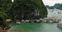 Lugares turísticos de Vietnam / Qué ver y qué hacer en Vietnam