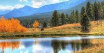 Lugares turísticos de Colorado / Qué ver y qué hacer en Colorado