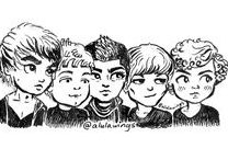 One Direction Fanarts