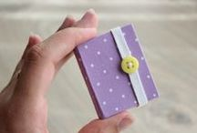 Ideas DIY Handmade Gifts Prezents Cards