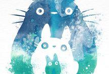Studio Ghibli / Immagini degli anime dello studio Ghibli