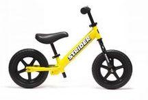 Strider Sport / Bicicletas Strider Sport! Sem rodinhas e sem pedal para desenvolver todo o potencial de equilíbrio e confiança das crianças!!