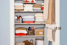 Be Organized & Clean / by Rebecca Brink