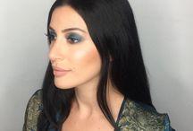 Makeup by me / Makeup artist Rhodes Greece makeup on location weddings bridal editorial