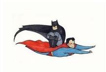 Comics/Superheroes