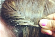Hair Ideas / by Rebecca Brink