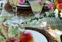 Table Settings / by Eeva Valentine