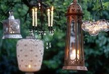 Lighting Ideas / by Rebecca Brink