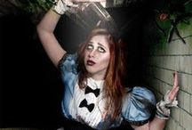 Alice in wonderland, makeup by me / Alice in wonderland, farytale rhodes greece artists work