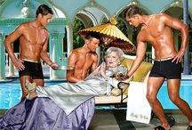 Betty Freggin White / Grow a Vagina!!! / by Ebella Bee
