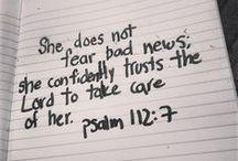 Words of Encouragement/Wisdom / by Sarah Kathleen