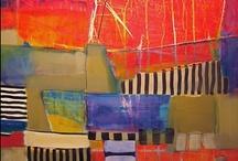 combining colors & patterns.... / by P Cruickshank-Schott